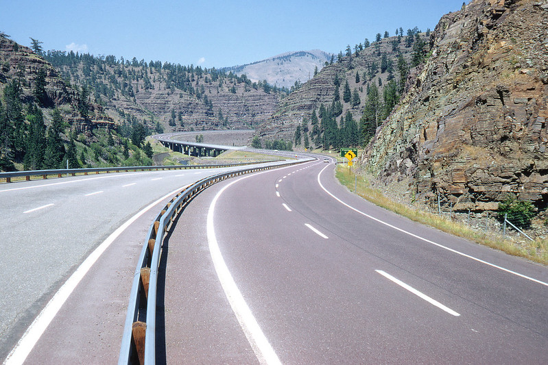 highway by USDA NRCS Montana